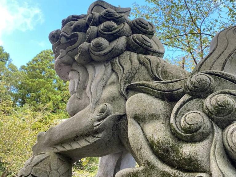 香取神宮 狛犬